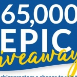 Doctors of chiropractic can enter free $65,000 Epic Giveaway