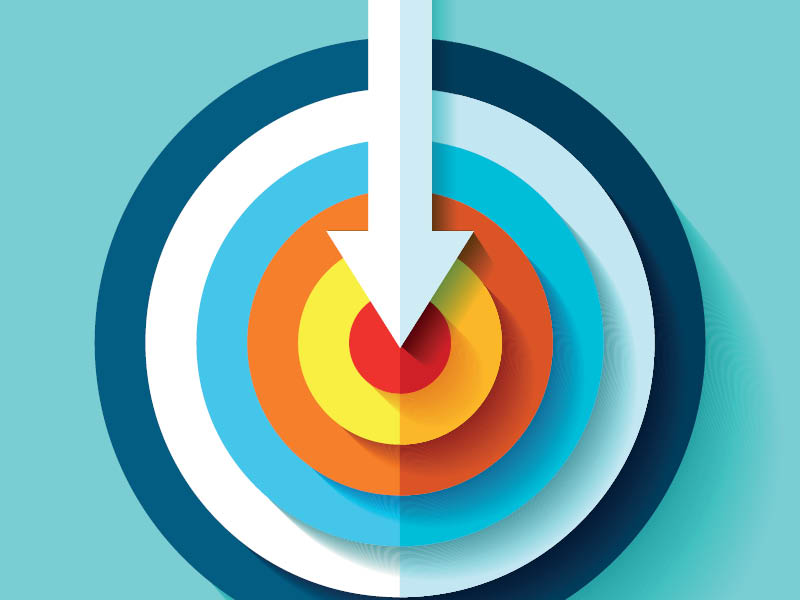 Where are you aiming? Target to make sure every dollar pays dividends and reap the benefits of content marketing for your practice or organization.