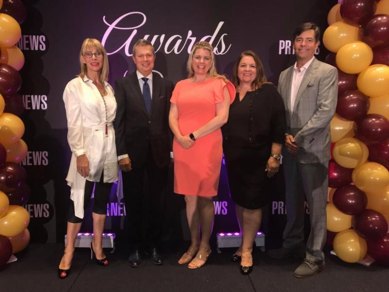 Foundation for Chiropractic Progress (F4CP) EVP Dr. Sherry McAllister, DC, was named a winner at the PRNews Top Women in Healthcare Awards...
