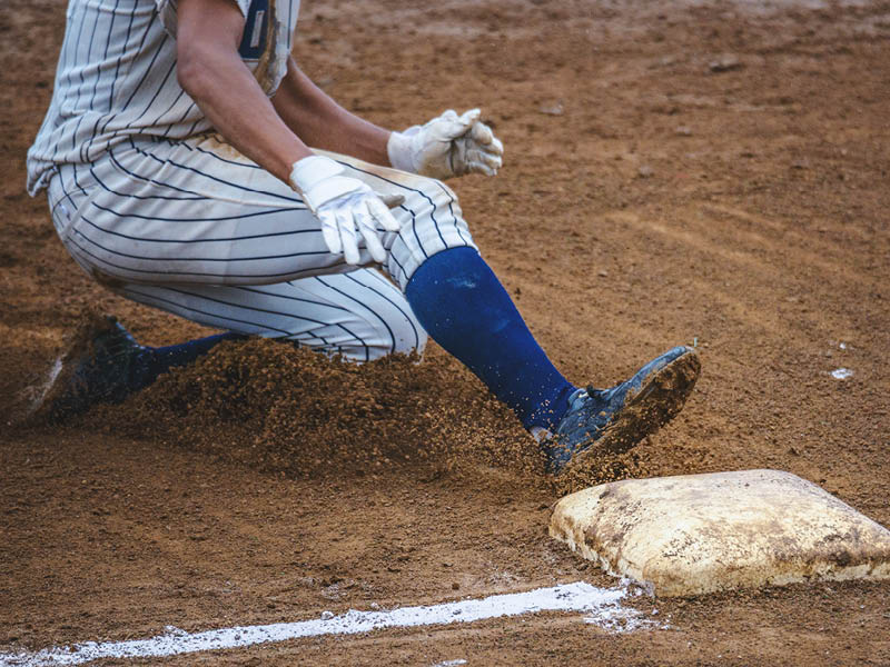 Pro orthotics keep the Tampa Bay Rays on their toes, allowing players to stand up to the rigor of the long Major League Baseball season...