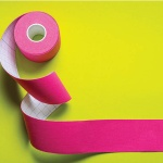 Kinesiology tape wrist cartilage injury fixes
