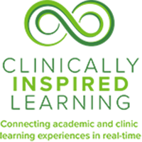 clinically inspired learning logo