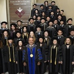 Thirty-nine complete Doctor of Chiropractic program at Sherman College