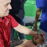 Life Chiropractic College West brings chiropractic to India, Tonga