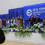 New York Chiropractic College holds Spring Commencement ceremony