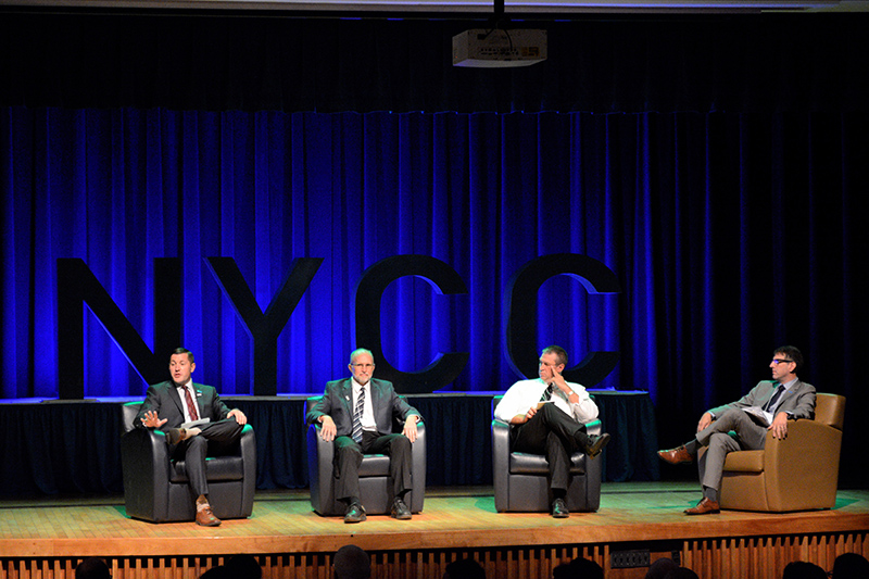 """New York Chiropractic College welcomes alumni for """"A Centennial Celebration"""""""