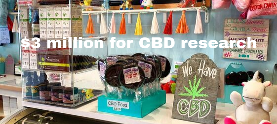 New $9 Million In Cbd Research (1)
