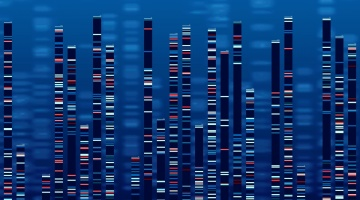 DNA testing genome map