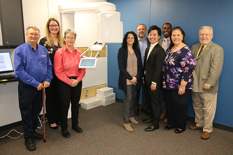 Sherman College new CBCT
