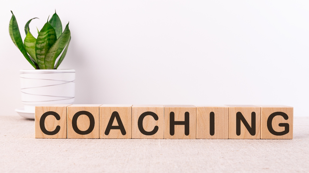 We repeat the patterns that keep us where we wish we weren't on a daily, weekly or even hourly basis, but a business coach can see the patterns...