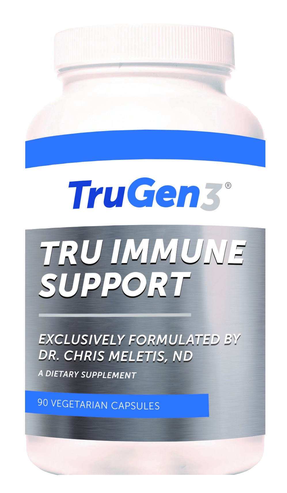 Tru Immune Support supplement bottle