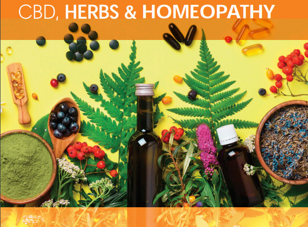 Medicinal healing herbs and herbal remedies are specialties that, as an adjunct treatment to spinal manipulation in daily clinical practice...