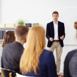 Public speaking training for chiropractors improves visibility