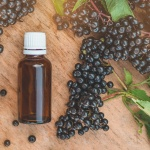 Black elderberry health benefits for boosting immunity
