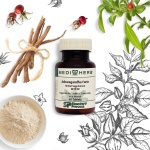 MediHerb® introduces Ashwagandha Forte for patient sleep, stress, immunity support