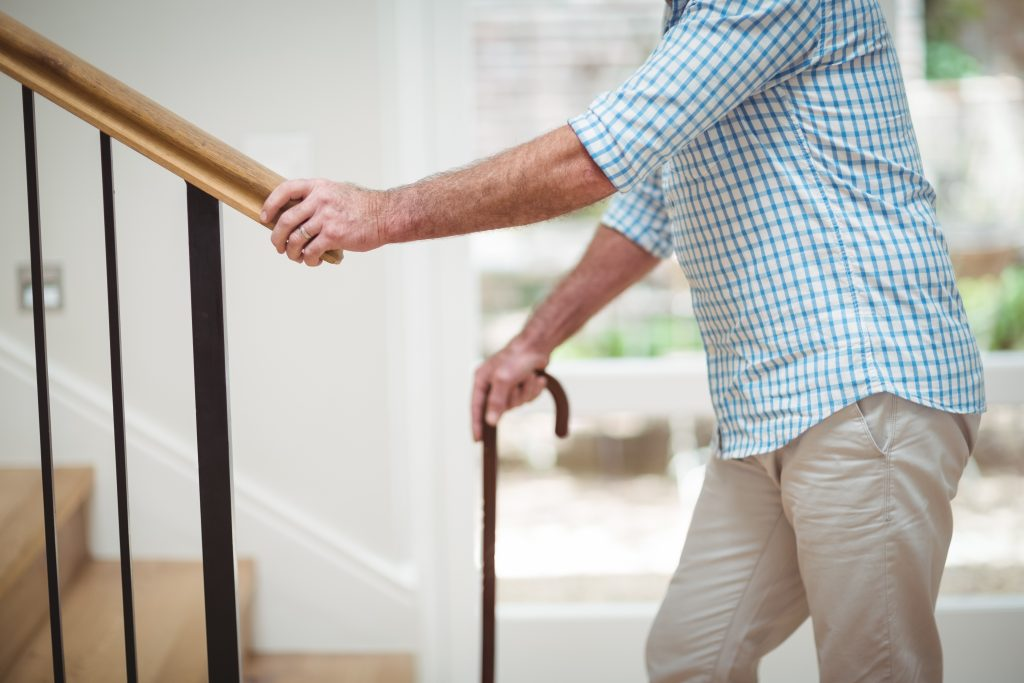 Vitamin D and falls prevention research has shown that senior patients with lower vitamin D levels have poorer functional mobility and cognitive function