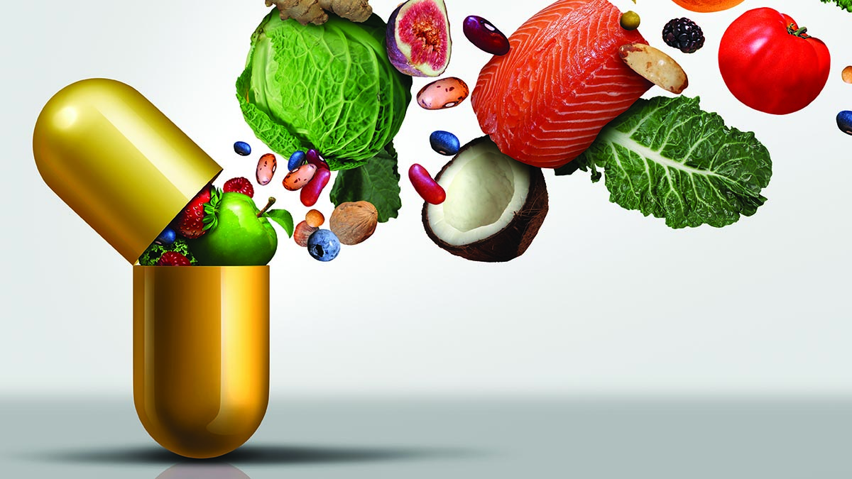 A justification for utilizing dietary supplements in most, if not all, patients to achieve optimal health and wellness...