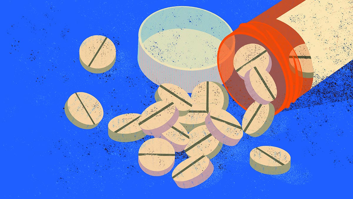 COVID has made the opioid epidemic worse, and the relationship between doctors and opioids are coming under scrutiny...