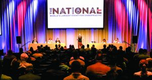 session at The National