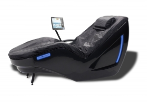hydromassage lounge bed