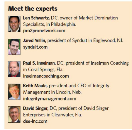 meet the experts